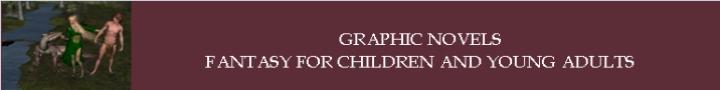 Website Banner for Graphic Novels